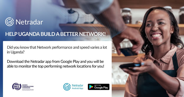 Help Build a Better Network! – UCC: Uganda Communications Commission